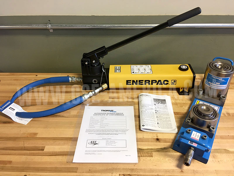 Enerpac Restoration